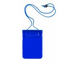 Plastový voděodolný obal na mobil ARSAX - modrá