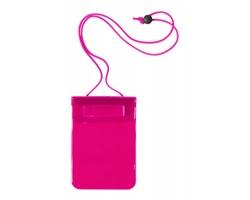 Plastový voděodolný obal na mobil ARSAX - růžová