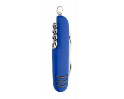 Multifunkční kapesní nůž SHAKON - modrá
