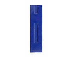 Papírové pouzdro na pero MENIT - modrá