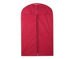 Vak na obleky KIBIX - červená