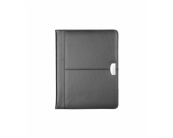 Kožené konferenční desky RICHMOND - černá