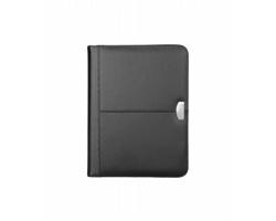 Kožené konferenční desky YORK - černá