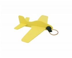 Skládací pěnové letadlo BARON - žlutá