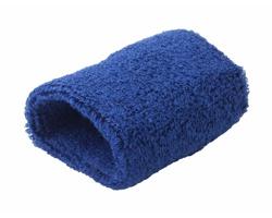 Froté potítko BEKER na zápěstí - modrá