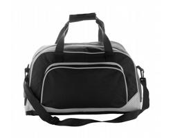 Polyesterová sportovní taška NOVO - černá