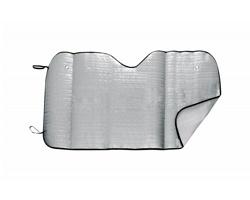 Termoizolační fólie JUMBO na čelní okno auta - stříbrná