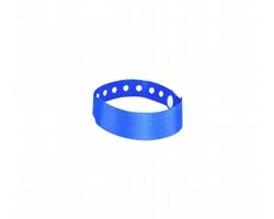 Plastový identifikační náramek MULTIVENT - modrá