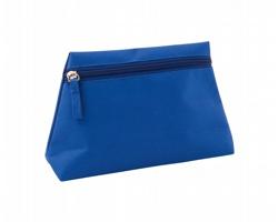 Polyesterová kosmetická taška BRITNEY - modrá