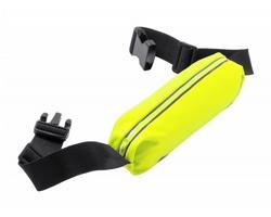 Sportovní ledvinka WANEL s dotykovým okénkem - žlutá