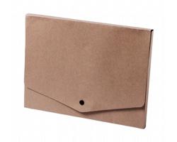 Desky na dokumenty DAMANY z recyklovaného papíru - přírodní