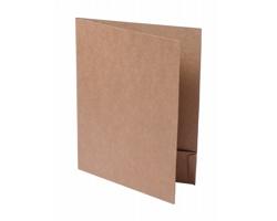 Konferenční desky HABORG z recyklovaného papíru - přírodní