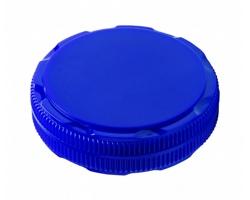 Čisticí houbička na obuv COUNDY v plastovém pouzdru - modrá