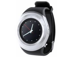 Plastové chytré hodinky BOGARD - černá