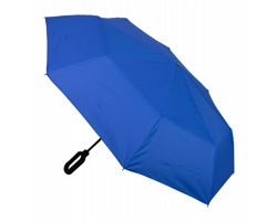 Manuální skládací deštník BROSMON - modrá