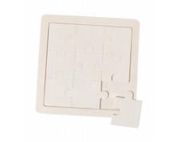 Dřevěné puzzle SUTROX - přírodní