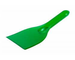 Plastová škrabka na led FENIOK - zelená
