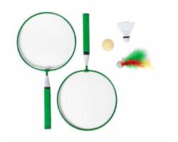 Sada na badminton DYLAM - zelená