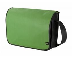Taška na dokumenty BERNICE z netkané textilie - zelená