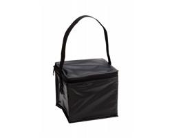 Plastová chladicí taška TIVEX - černá