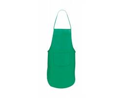 Kuchařská zástěra VANUR z netkané textilie - zelená