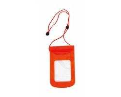 Plastové voděodolné pouzdro na mobil TAMY - červená