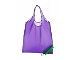 Skládací nákupní taška CORNI ve tvaru ovoce - fialová