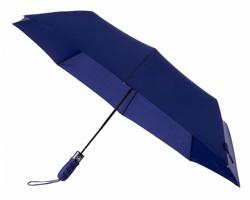 Automatický skládací deštník ELMER - modrá