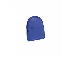 Polyesterová peněženka DODGE ve tvaru batohu - modrá
