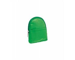 Polyesterová peněženka DODGE ve tvaru batohu - zelená
