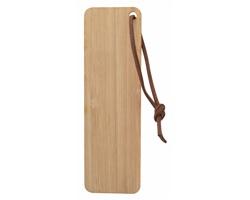Bambusová záložka do knížky BOOMARK - přírodní