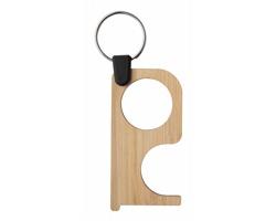 Bambusový hygienický klíč NOTOUCH BAMBOO - přírodní