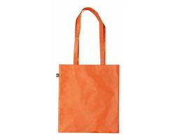 Nákupní taška FRILEND z recyklovaného PET materiálu - oranžová