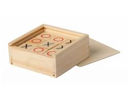 Dřevěné piškvorky GRAPEX - přírodní