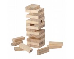 Dřevěná společenská hra SABIX - přírodní