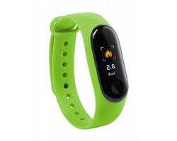 Plastové chytré hodinky RAGOL - zelená