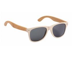 Bambusové sluneční brýle TINEX - přírodní
