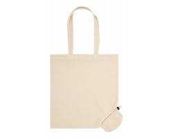 Skládací nákupní taška NEPAX - bílá