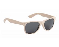Plastové sluneční brýle KILPAN - béžová