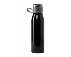 Kovová sportovní lahev CARTEX, 720 ml - černá