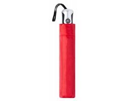 Skládací automatický deštník ALEXON - červená
