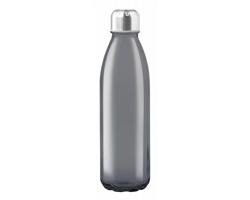 Skleněná sportovní lahev SUNSOX, 650 ml - černá