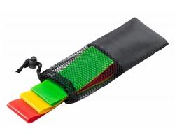 Sada gum na cvičení BORK - vícebarevná