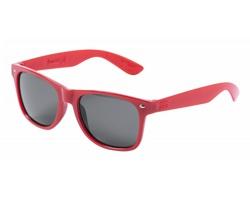 Plastové sluneční brýle SIGMA z recyklovaného materiálu - červená