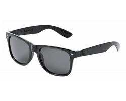 Plastové sluneční brýle SIGMA z recyklovaného materiálu - černá