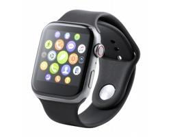 Kovové chytré hodinky PROXOR - černá