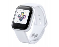 Chytré hodinky SIMONT - bílá