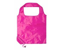 Polyesterová skládací nákupní taška DAYFAN - růžová