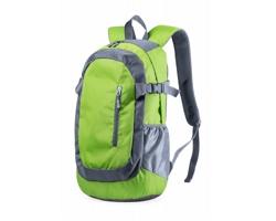 Polyesterový batoh DENSUL - limetková
