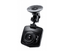 Kamera do auta REMLUX s přísavkou a displejem - černá